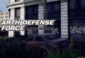 Earth Defence Force: Iron Rain - PC Review