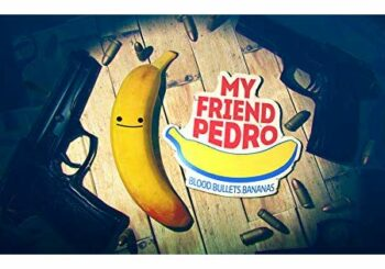 My Friend Pedro Available for Nintendo Switch!