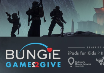 The Bungie Foundation Raised Over a Million for iPads for Kids and Children's Miracle Network