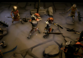 Dume Arts Announces Free Alpha Demo for Crumbling World