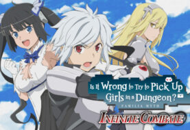 Western Release of Is It Wrong to Try to Pick Up Girls in a Dungeon Arrives in 2020!