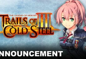 The Legend of Heroes: Trails of Cold Steel III Coming to PC!