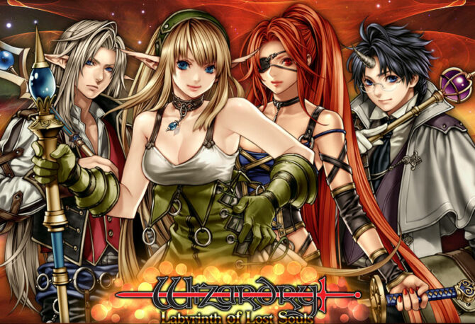 Wizardry: Labyrinth of Lost Souls - PC Review